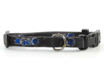 Orlando Magic Medium Dog Collar