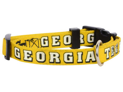 Georgia-Tech Extra Small Dog Collar