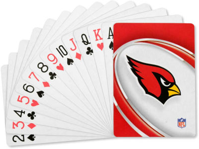 Arizona Cardinals Playing Cards