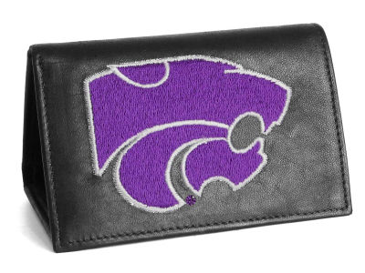 Kansas State Wildcats Trifold Wallet