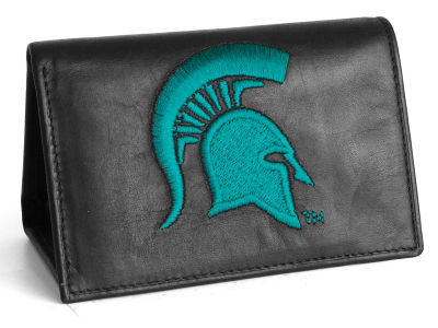 Michigan State Spartans Trifold Wallet