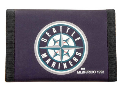 Seattle Mariners Rico Industries Nylon Wallet