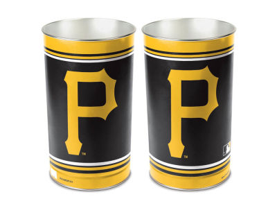 Pittsburgh Pirates Trashcan