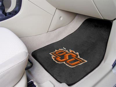 Oklahoma State Cowboys Car Mats Set/2
