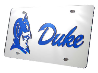 Duke Blue Devils NCAA License Plates & Frames | lids.com
