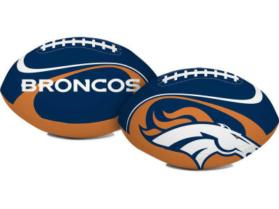 Denver Broncos Softee Goaline Football 8inch