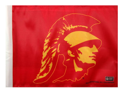 USC Trojans Car Flag
