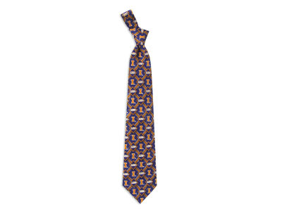 Illinois Fighting Illini Necktie