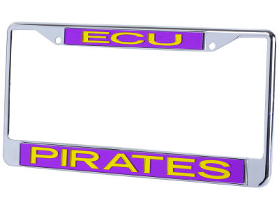 East Carolina Pirates Laser Frame