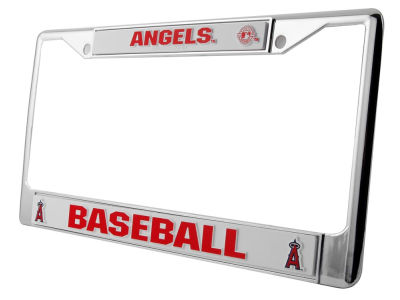 Los Angeles Angels Chrome Frame
