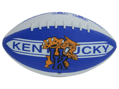 Kentucky Wildcats Mini Rubber Football