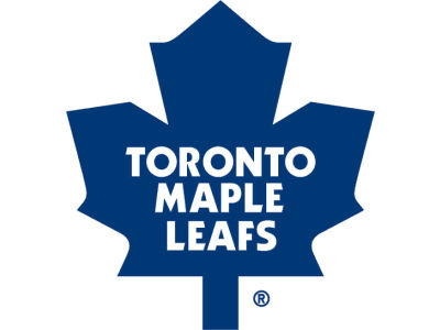 Toronto Maple Leafs Static Cling Decal