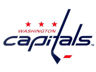 Washington Capitals Static Cling Decal