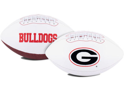 Georgia Bulldogs Signature Series Football