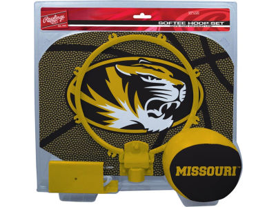 Missouri Tigers Slam Dunk Hoop Set
