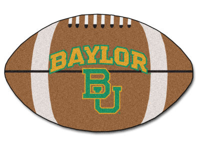 Baylor Bears Football Mat