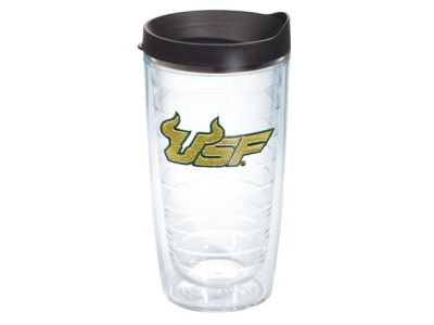South Florida Bulls 16oz Tervis Tumbler