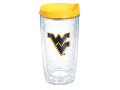 West Virginia Mountaineers 16oz Tervis Tumbler