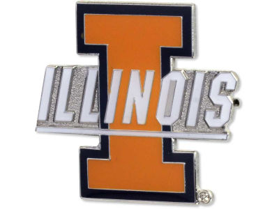 Illinois Fighting Illini Logo Pin