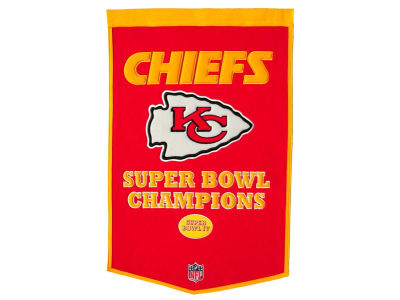 Kansas City Chiefs Winning Streak Dynasty Banner