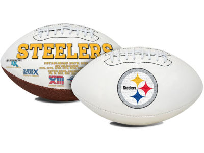 Pittsburgh Steelers Signature Series Football