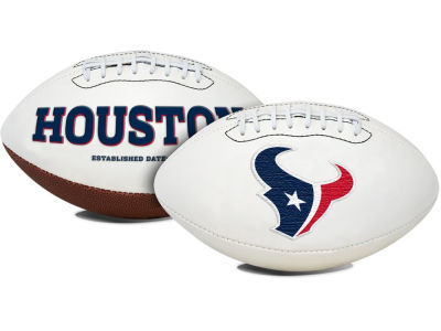 Houston Texans Signature Series Football