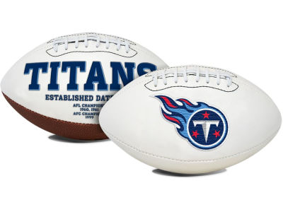 Tennessee Titans Signature Series Football