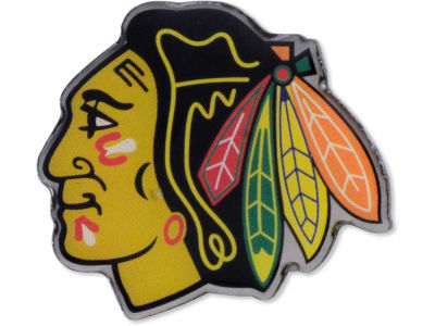 Chicago Blackhawks Logo Pin