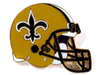 New Orleans Saints Helmet Pin
