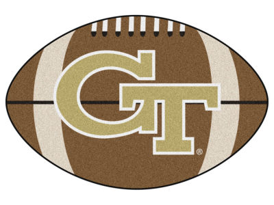 Georgia-Tech Football Mat