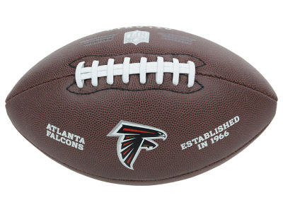 Atlanta Falcons NFL Composite Football