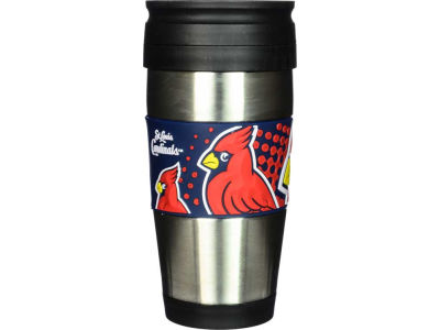 St. Louis Cardinals Stainless Steel Travel Tumbler