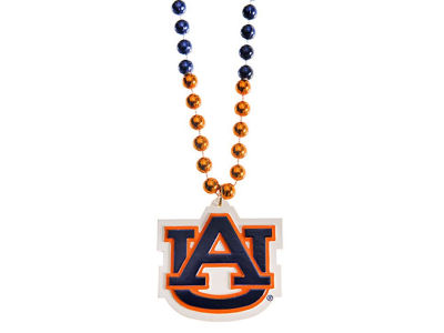 Auburn Tigers Medallion Beads