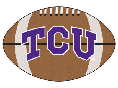 Texas Christian Horned Frogs Football Mat