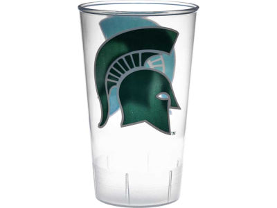 Michigan State Spartans Single Plastic Tumbler