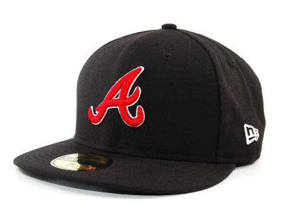 Atlanta Braves New Era BR Stock 59FIFTY Cap