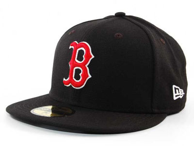 Boston Red Sox New Era BR Stock 59FIFTY Cap