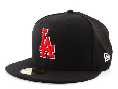 Los Angeles Dodgers New Era BR Stock 59FIFTY Cap