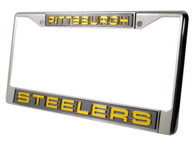 Pittsburgh Steelers Laser Frame Rico