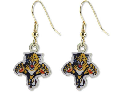 Florida Panthers Logo Earrings