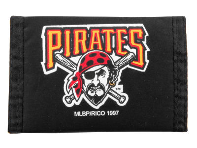 Pittsburgh Pirates Rico Industries Nylon Wallet