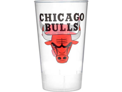 Chicago Bulls Single Plastic Tumbler
