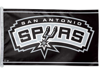 San Antonio Spurs 3x5ft Flag