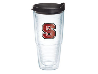 North Carolina State Wolfpack 24oz Tervis Tumbler