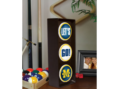 Michigan Wolverines Flashing Lets Go Light