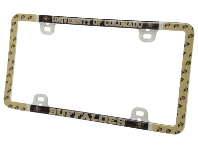 Colorado Buffaloes Thin Rim Frame