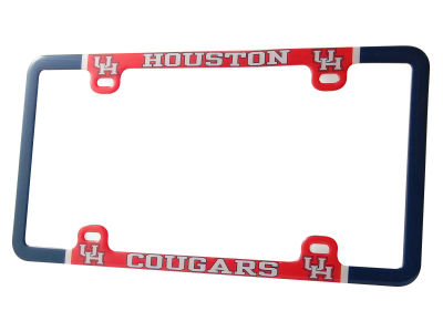 Houston Cougars Thin Rim Frame