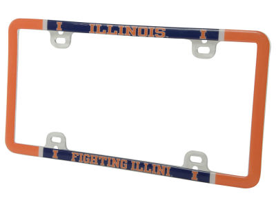 Illinois Fighting Illini Thin Rim Frame