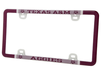 Texas A&M Aggies Thin Rim Frame