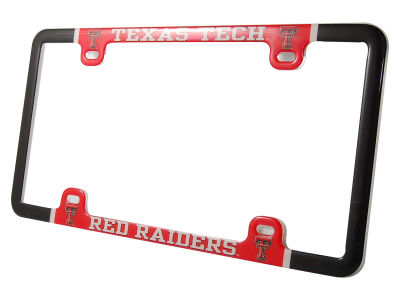 Texas Tech Red Raiders Thin Rim Frame